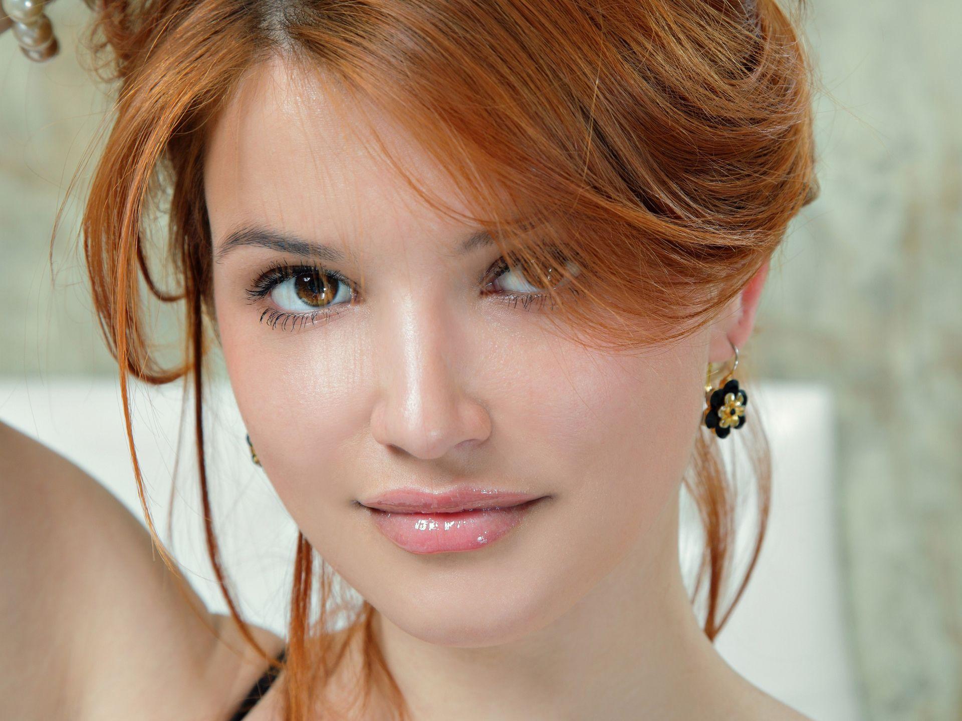 Redhead girls blog